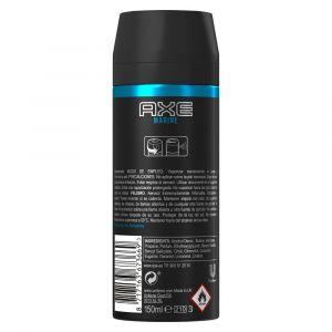 Desodorante spray para hombre marine axe 150 ml