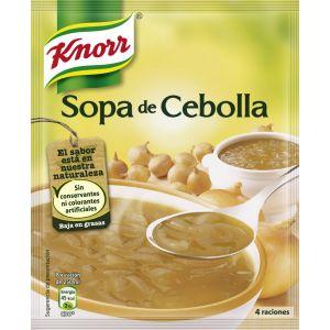 Sopa de cebolla knorr 50g