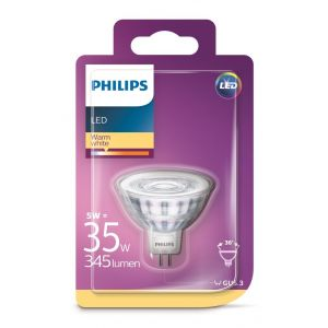 Bombilla led  calido philips gu 5.3 35w