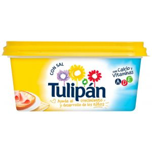 Margarina con sal tulipan 1 k