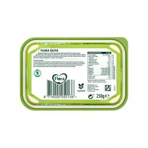 Margarina oliva flora 250 g