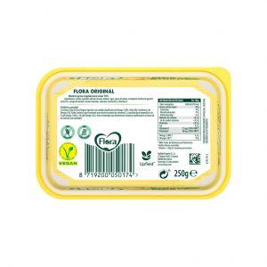 Margarina flora 250 g