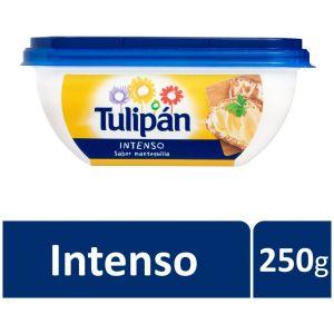 Margarina sabor mantequilla tulipan 250 g