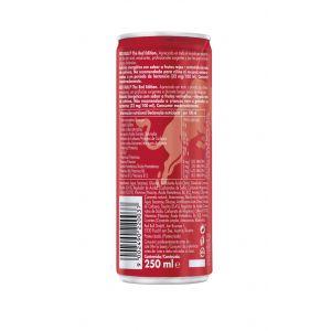 Bebida energ  fruto rojo red bull lata  25cl