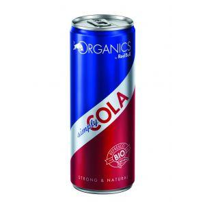Refresco  cola red bull lata 25cl