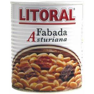 Fabada asturiana litoral 865g