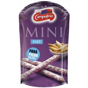 Fuet campofrio mini sticks 50g