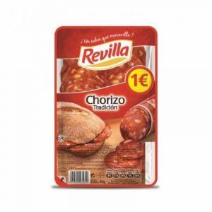 Chorizo tradicion revilla lonchas 70g