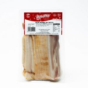Bacon extra prolongo lonchas 500 gr