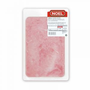 Jamon cocido noel lonchas 500 gr