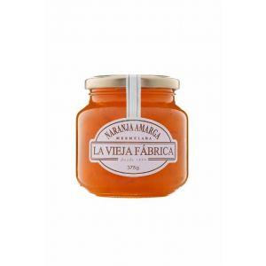 Mermelada naranja amarga la vieja fabrica 375g