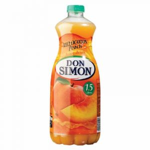 Nectar de melocoton don simon pet 1,5l