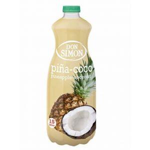 Nectar de piña-coco don simon pet 1,5l