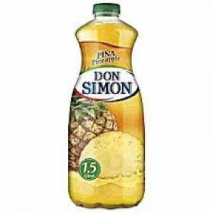 Nectar de piña don simon pet 1,5l