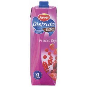 Nectar sin azucar frutos rojos disfruta  1l