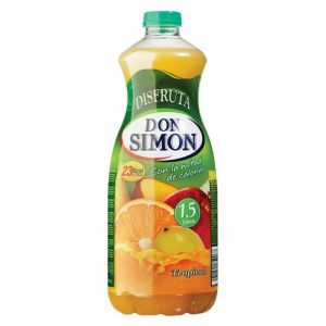 Néctar tropical sin azúcar don simón botella 1,5l