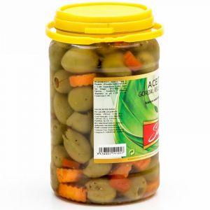 Aceituna gordal relleno de pimi la salud bote 1,35kg