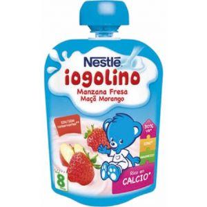 Pouch  manz fresa iogolino  90g