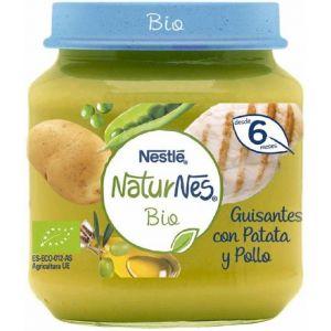 Tarrito bio guis pat pollo  naturnes  190g
