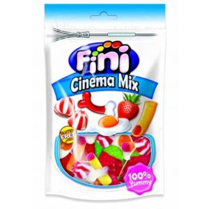 Gominolas cinema mix mix fini  180g