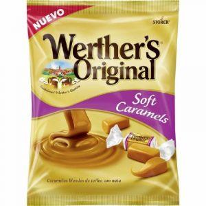 Caramelos blando original werthers bolsa 135gr