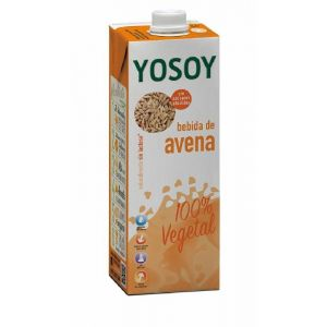 Bebida avena yosoy brick 1l
