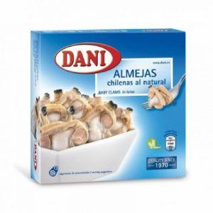 Almeja  chilena natural dani ro120 63g ne