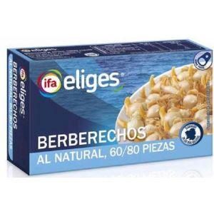 Berberecho  natural ifa eliges 60/80 111g ne