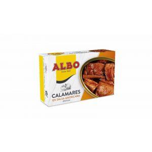 Calamares en salsa americana albo ol120 72g ne