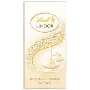 Chocolate blanco  lindor lindt  100g