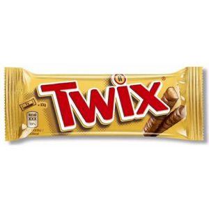Chocolatina single  twix  50g