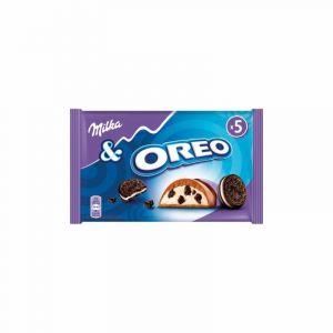 Chocolatina   milka oreo  p5x37g