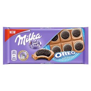 Chocolate  almendra/caramelo milka  300g