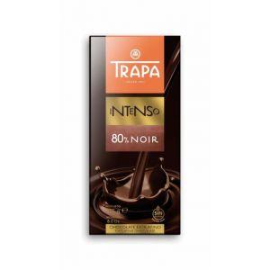 chocolate negro 80% trapa 175g
