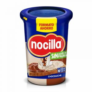 Crema de cacao chocoleche nocilla 620 gr