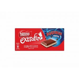 Chocolate maxibon nata nestle 170gr
