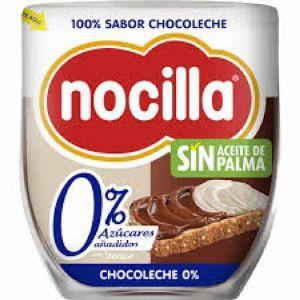 Crema cacao 0% chocoleche nocilla 180gr