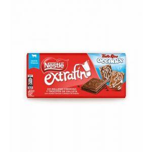 Chocolate extrafino oceanix nestle 120gr