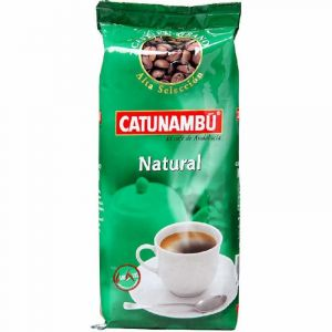 Cafe grano natural catunambu 250 gr