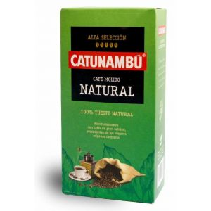 Cafe molido natural catunambu 250 gr