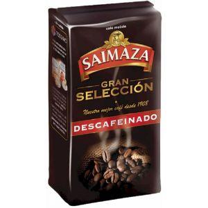 Cafe molido descafeinado gran selección saimaza 250 gr