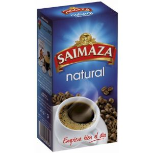 Cafe molido natural saimaza 250 gr