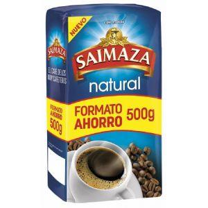 Cafe molido natural saimaza 500 gr