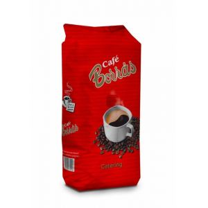 Cafe grano natural borras  1 kg