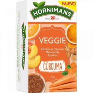 te roibos curcuma hornimans veggies 20 sobres