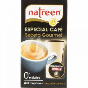 Edulcorante gourmet natreen 300 pastillas