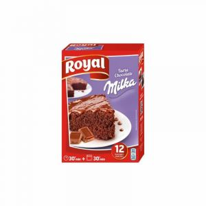 Preparado de tarta de chocolate royal 350g