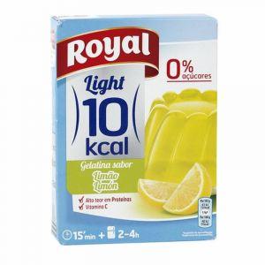 Gelatina de limón light royal 31g