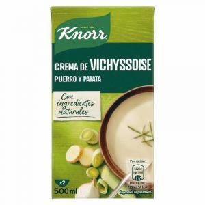 Crema de vichyssoise knorr 500ml