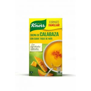 Crema liquida calabaza knorr 1l